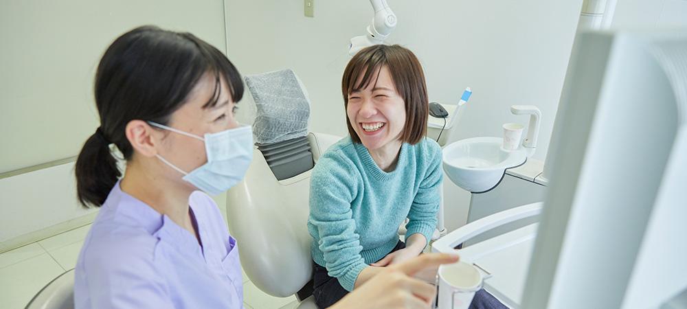 歯周病予防や歯周病治療